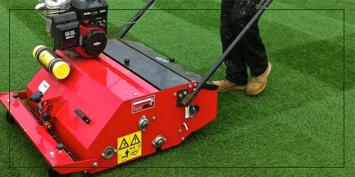 Artificial Turf Maintenance and Installation Tools